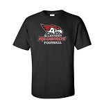 AHS Football - SS T-shirt with Logo (3 Colors Available)